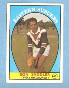 ron Saddler