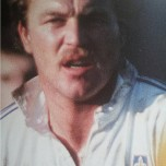 Wally Lewis, pictured here during his stint with English club, Wakefield, played in five Brisbane grand finals, winning three.