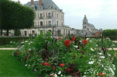 Chateau at Blois