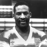 Wigan superstar, Ellery Hanley