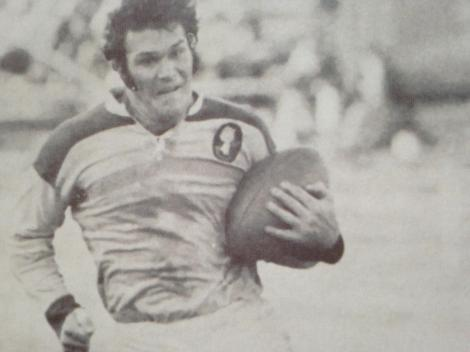 Glenn Harrison playing for Norths