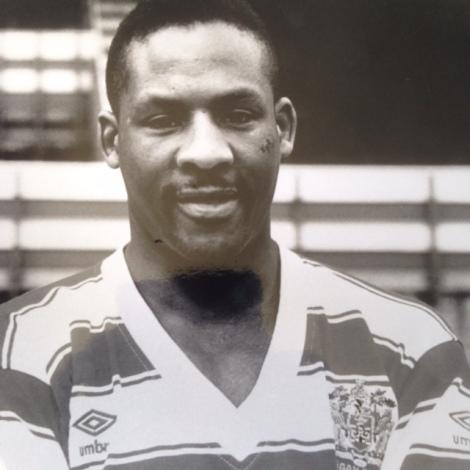 Wigan great, Ellery Hanley