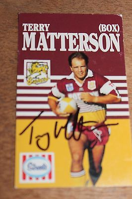 Terry Matterson