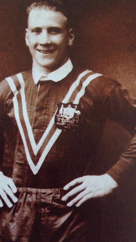 Vic Hey 1936